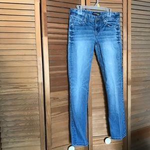 Express skinny jeans sz0